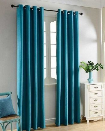 Blackout Velvet Curtains for Bedroom