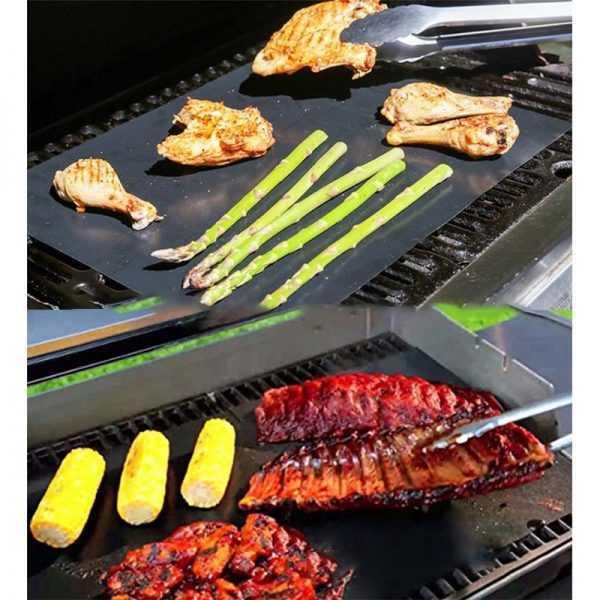 Non-Stick BBQ Grill Pad