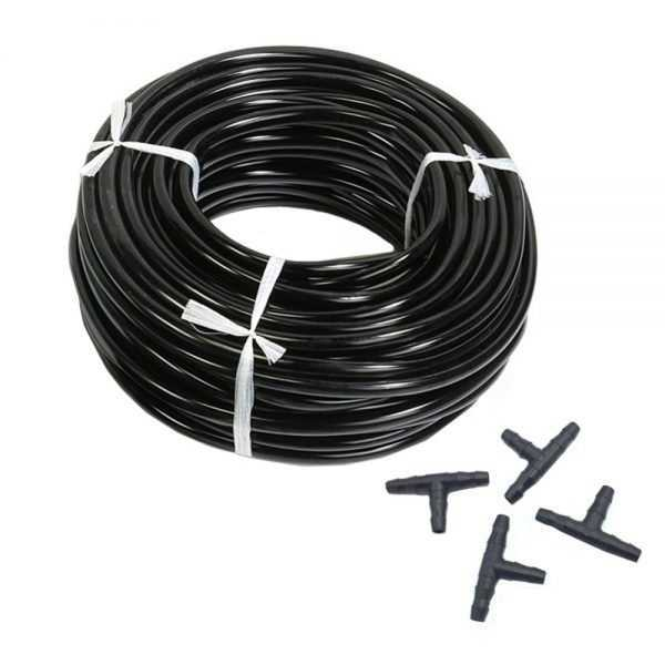 Garden Hoses 20 m with Set Connectors