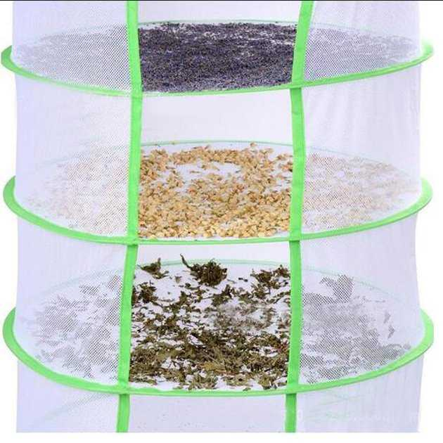 Collapsible Drying Net