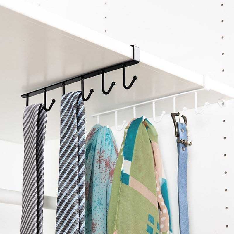 Hanging Kitchen Storage Rack for Cups