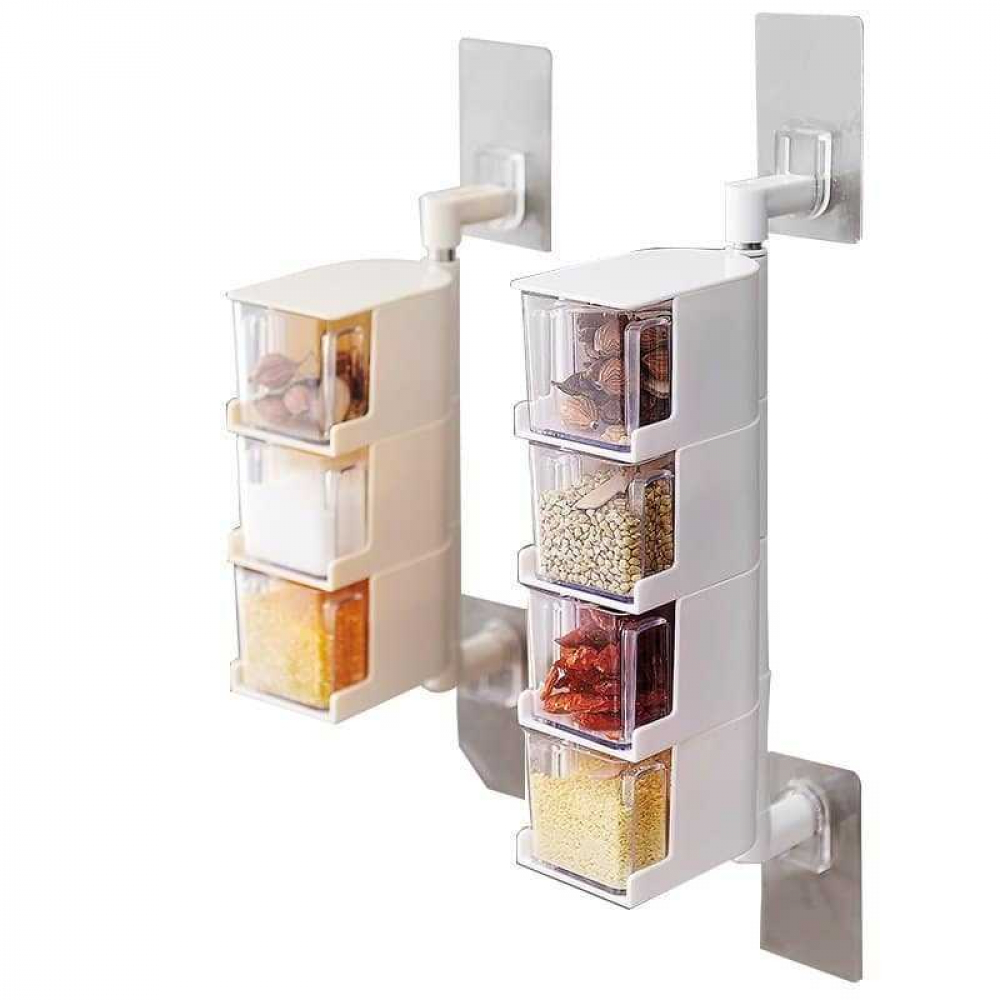 Seasoning Storage Boxes