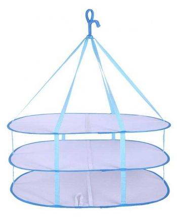 Folding Hanging Basket Dryer
