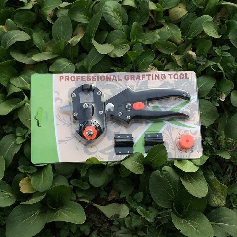 Grafting Gardening Machine Tools with 2 Blades