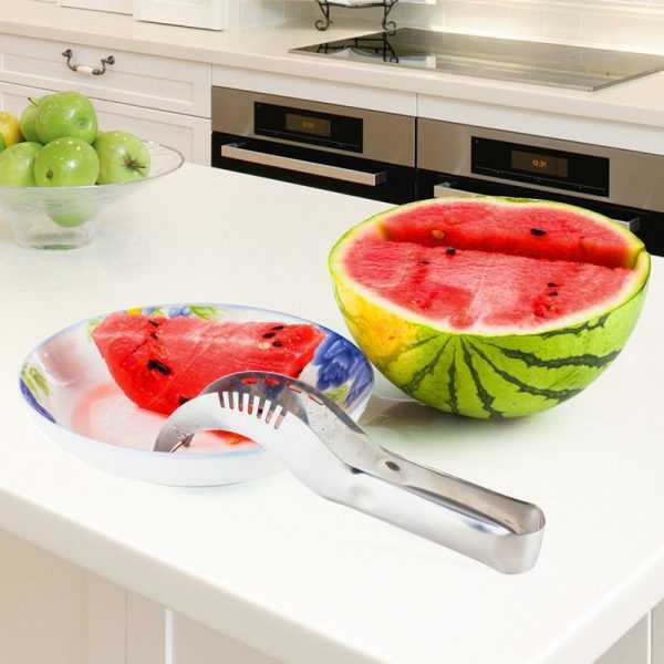 Stainless Steel Watermelon Slicer Tool