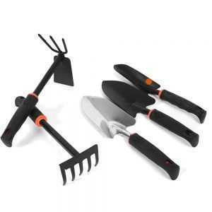 Portable Rake/Shovels Plant Gardening Tools Set