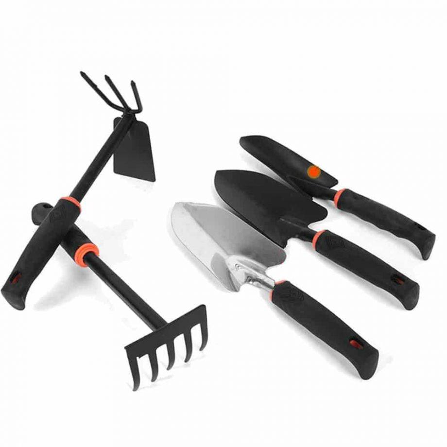 Portable Rake/Shovels Plant Gardening Tools Set
