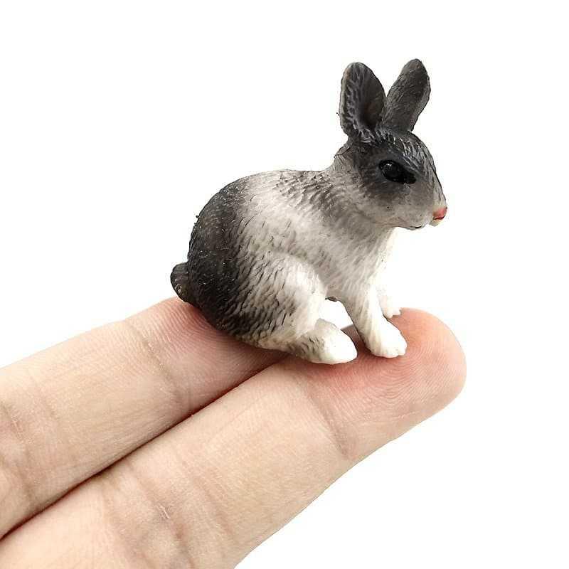 Rabbits Miniatures for Garden Decorating