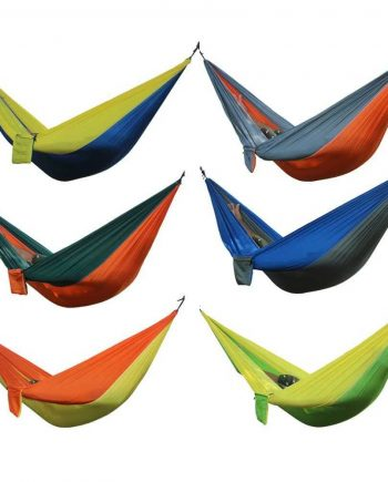 Double Person Portable Hammock