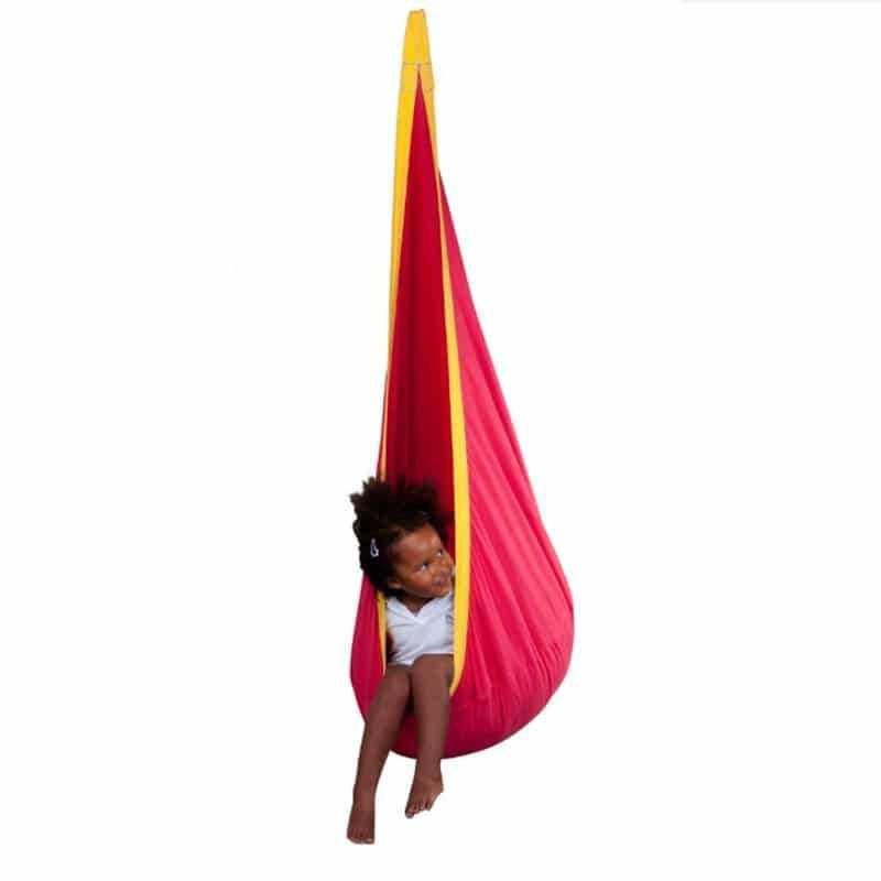 Cute Outdoor Comfortable Hanging Nylon Kid's Hammock