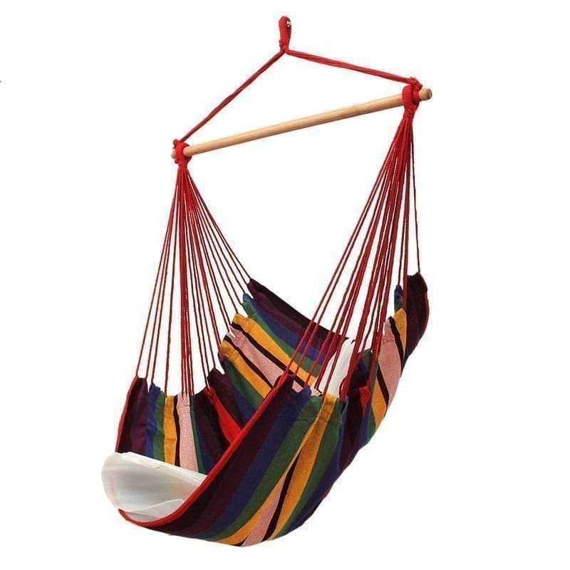 Cotton Rope Hammock Chair