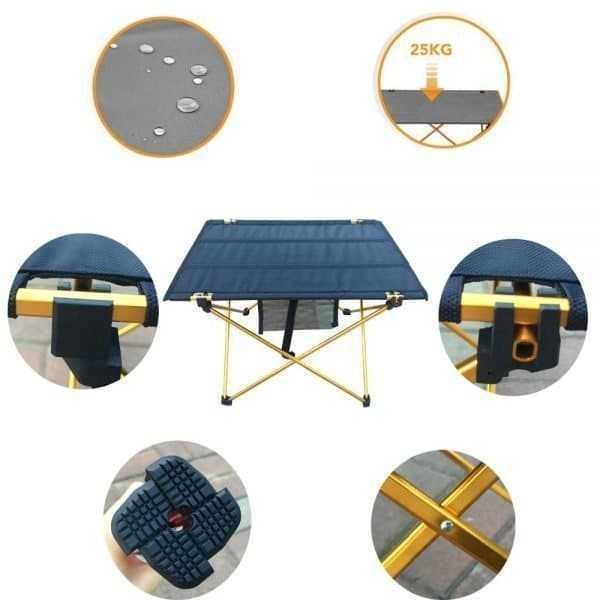 Camping Waterproof Folding Table
