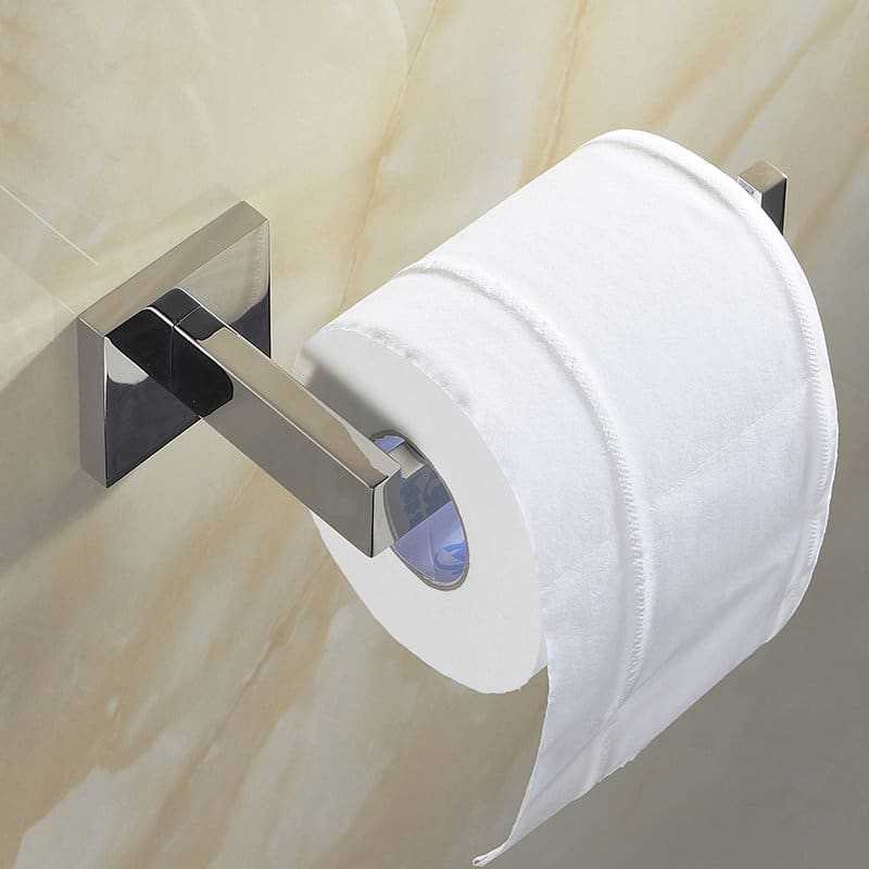 Stainless Steel Bathroom Accessories and Holders