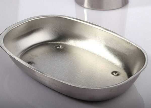 Stainless Steel Soap Box
