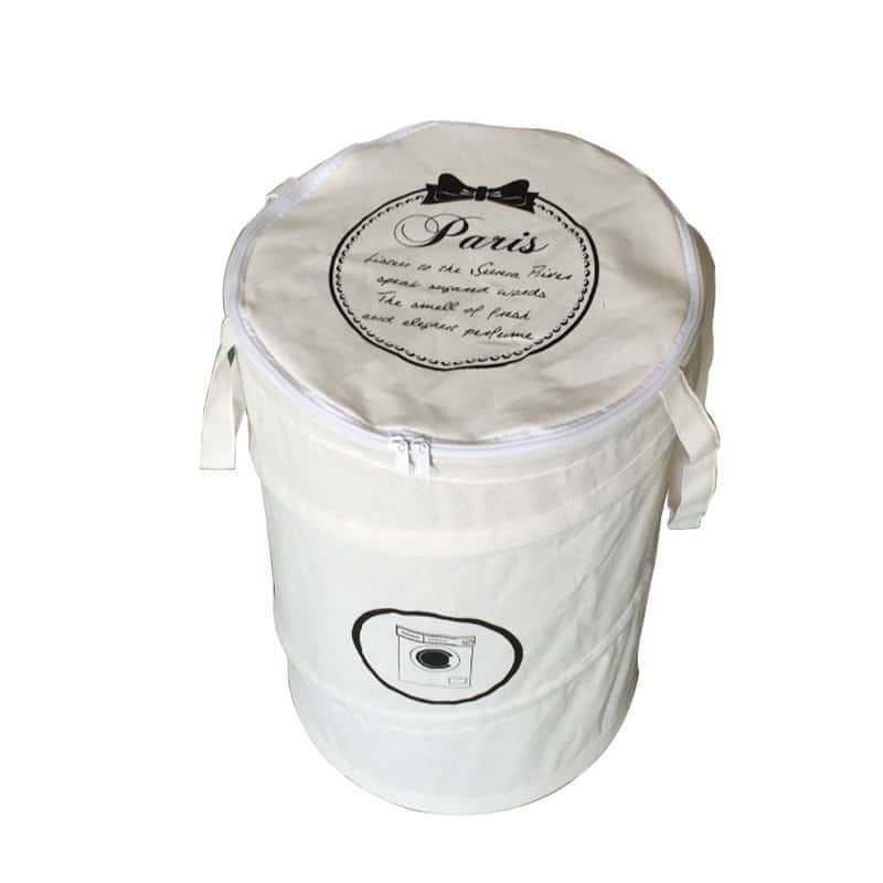 Cotton Eco-Friendly Laundry Basket