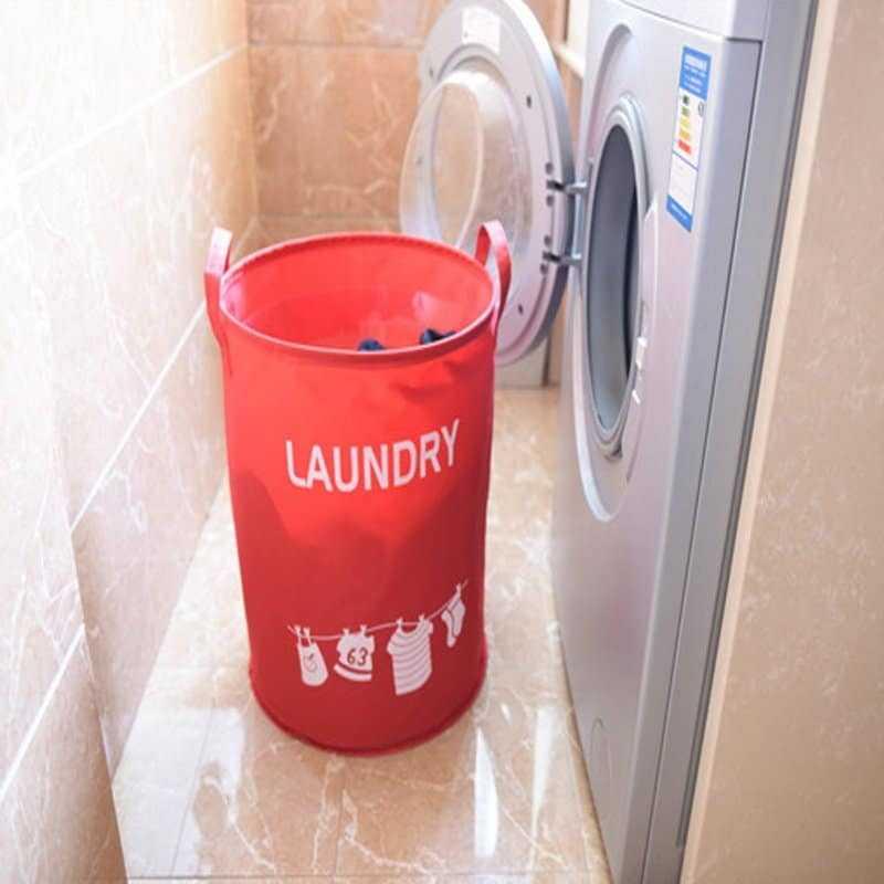 Waterproof Portable Laundry Baskets