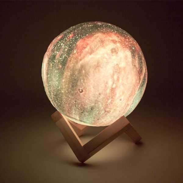 Planet Shaped Night Light