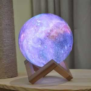Planet Shaped Night Light