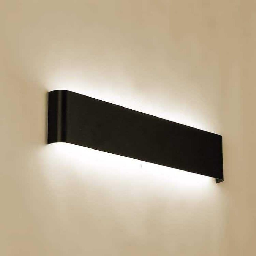 Laconic Aluminum Strap Wall Lamp