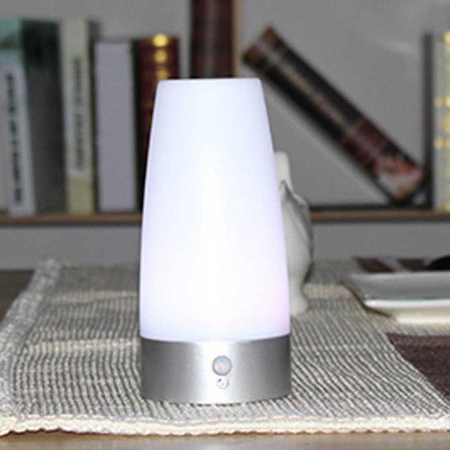 Wireless Motion Sensor LED Lamp
