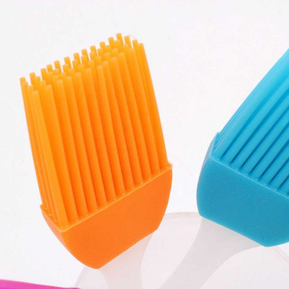 Silicone Brush for Cooking 2 pcs Set