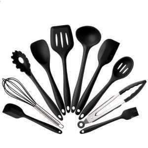 Food Grade Silicone Kitchen Utensils Sets