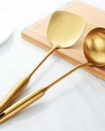 Stainless Steel Cooking Utensils 2 pcs Set