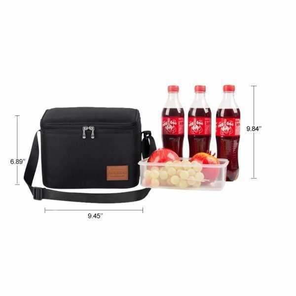 Multifunction Portable Thermal Lunch Bag