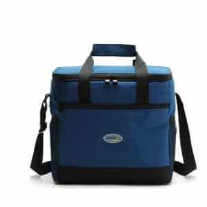 Waterproof Nylon Cooler Lunch Bag 16 L
