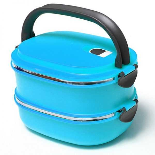 Thermal Insulated Lunch Box with Handle