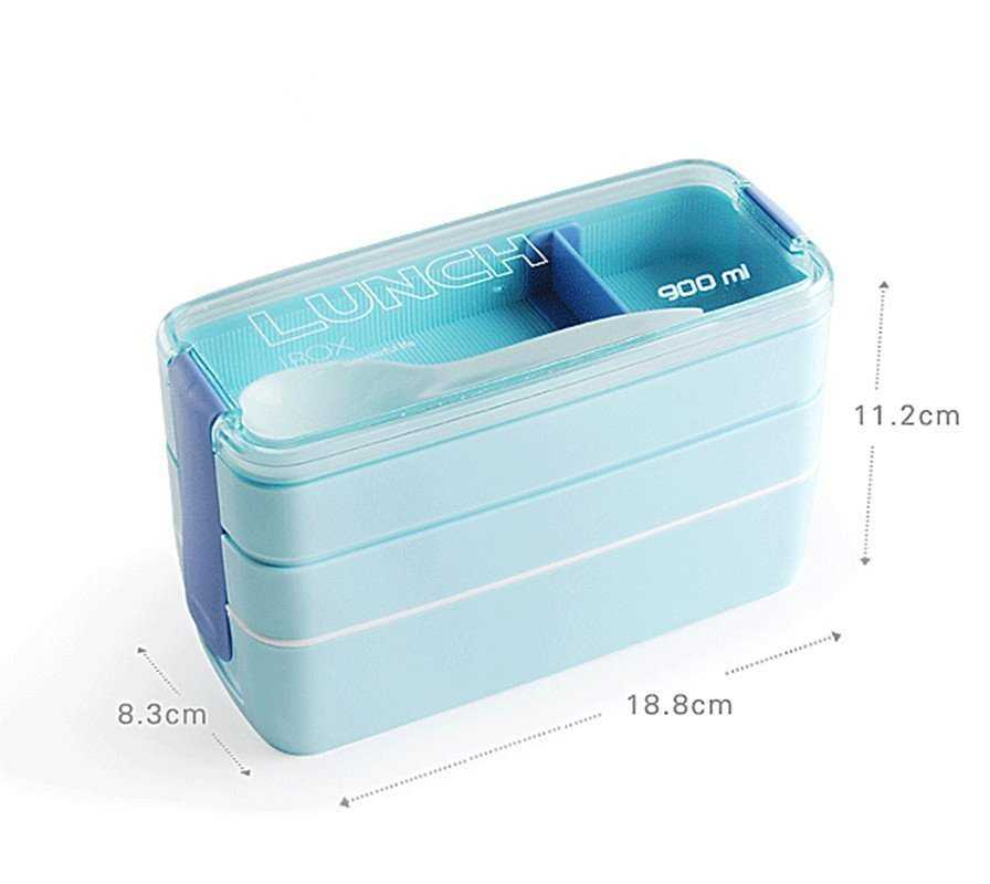 Portable Picnic Food Containers