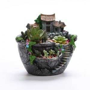 Eco-Friendly Creative Landscape Flowerpot