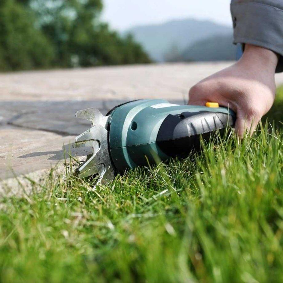 Metal Anti-Slip Grip Garden Grass Trimmer