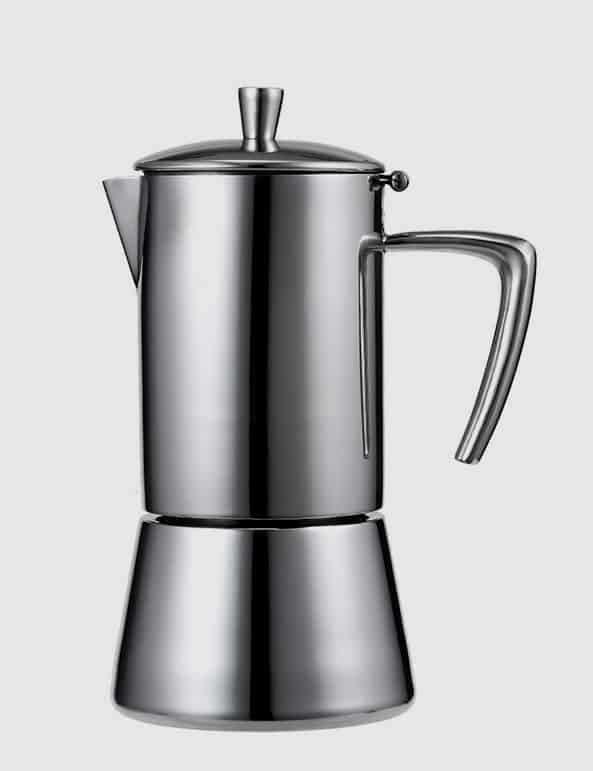 Stainless Steel Coffee Maker Pot