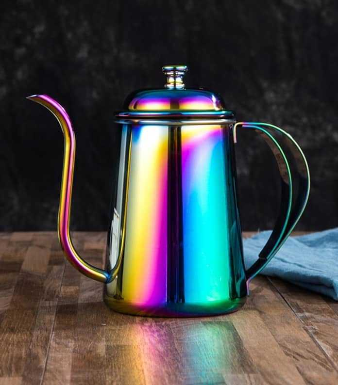 Hand Drip Kettle Coffee Tea Maker Pot