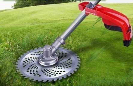 Multi Type Super Durable Grass Trimmer Blade