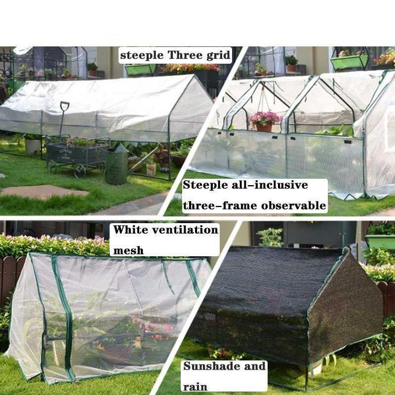 Garden Starter Greenhouse