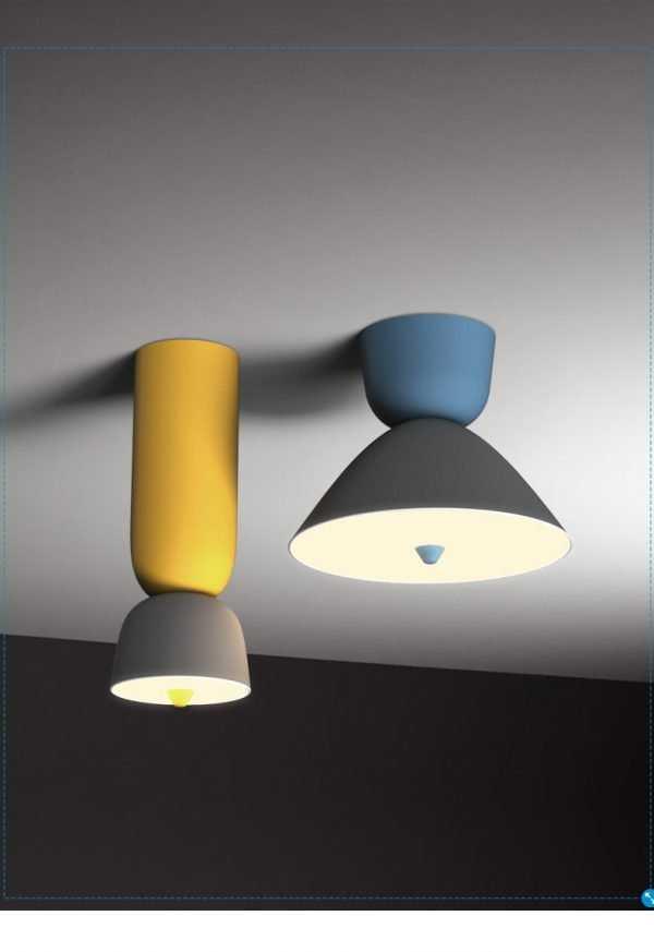 Creative luxury Nordic lamp