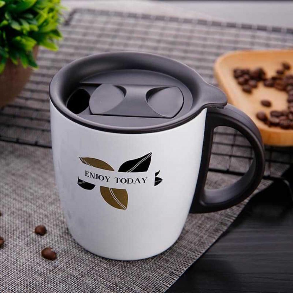 Stainless Steel Thermal Vacuum Coffee Tea Cup/Mug