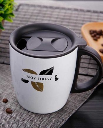 Stainless Steel Thermal Vacuum Coffee Tea Cup/Mug