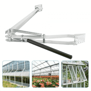 Automatic Window Opener For Greenhouse