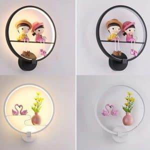 Modern Creative Lovely Wall Light