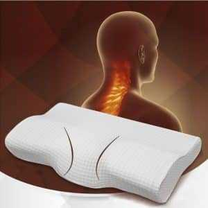 Orthopedic Latex Pain Release Neck Pillow