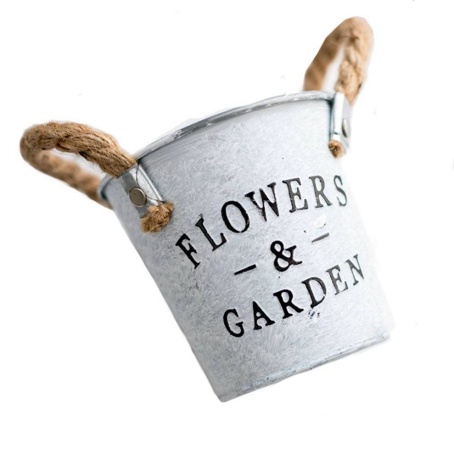 Anti-Corrosion Rustproof Garden Flower Pot